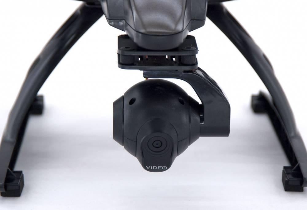 Квадрокоптер JXD Pioneer Knight WiFi черный - фото 4