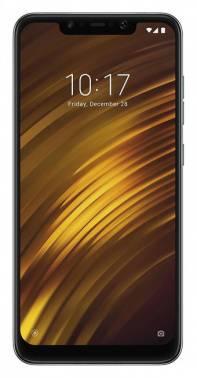 Смартфон Xiaomi Pocophone F1 128ГБ синий (POCOF1128GBBL)