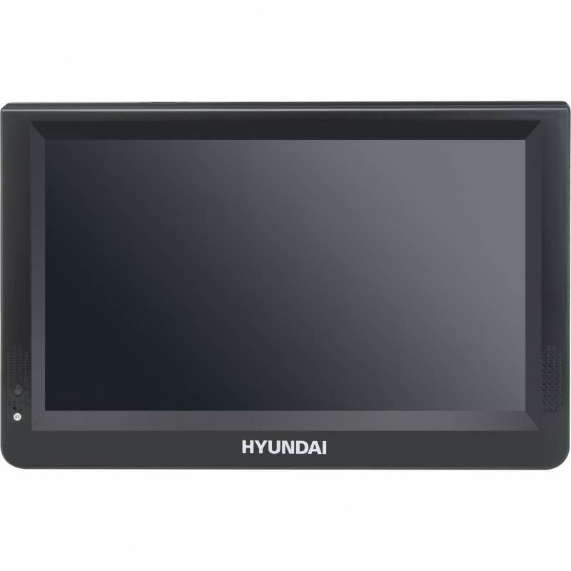 """Портативный Плеер Hyundai H-LCD1200 11.6"""" черный - фото 1"""