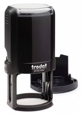 Оснастка Trodat 4642 PRINTY 4.0 R42мм 4642 PRINTY 4.0 пластик черный