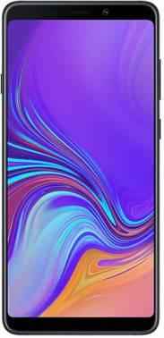 Смартфон Samsung Galaxy A9 (2018) SM-A920F 128ГБ черный (SM-A920FZKDSER)