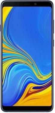 Смартфон Samsung Galaxy A9 (2018) SM-A920F 128ГБ синий (SM-A920FZBDSER)