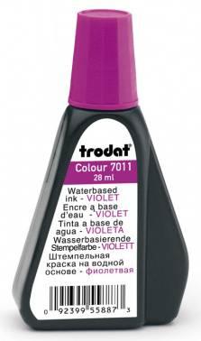 Краска штемпельная Trodat 7011 7011 VIOLET
