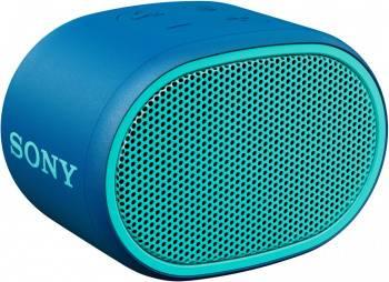 Колонка портативная Sony SRS-XB01 синий (SRSXB01L.RU2)