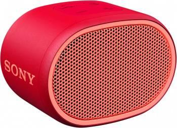 Колонка портативная Sony SRS-XB01 красный (SRSXB01R.RU2)