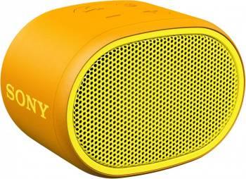 Колонка портативная Sony SRS-XB01 желтый (SRSXB01Y.RU2)