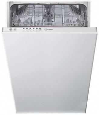 Посудомоечная машина Indesit DSIE 2B10 белый (155796)