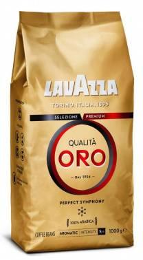 Кофе зерновой Lavazza Oro 1000 грамм