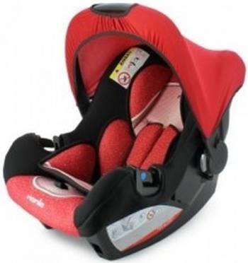 Автокресло детское Nania Beone SP FST (skyline red) красный (482091)