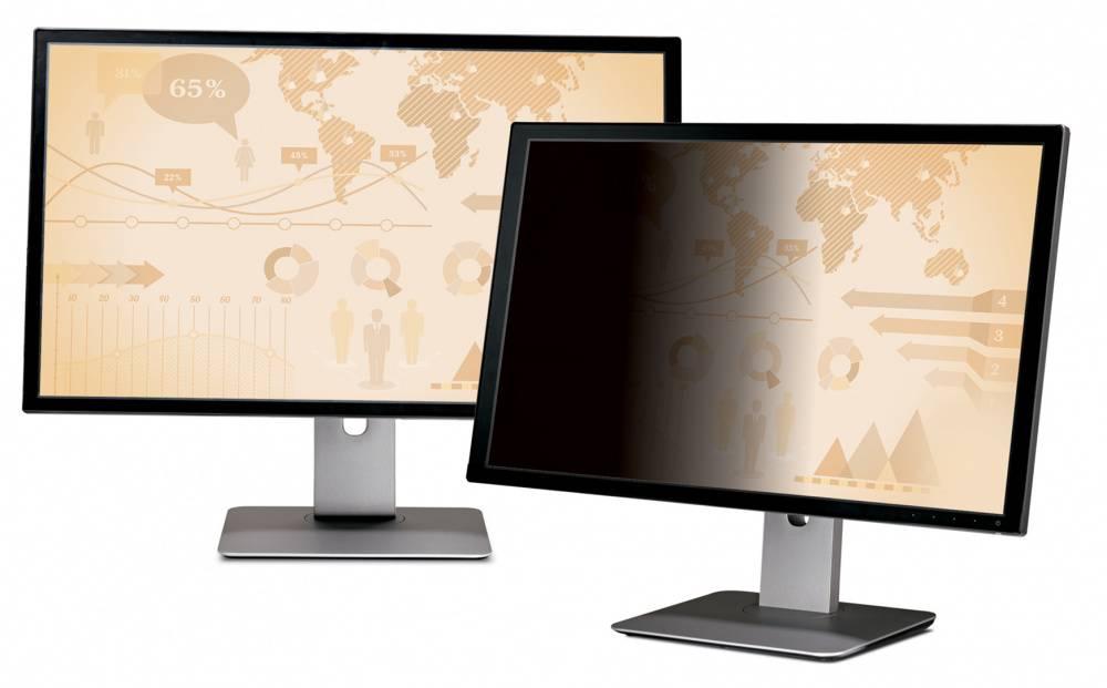 """Пленка защиты информации для ноутбука 20"""" 3M PF200W9B черный (7000021449) - фото 3"""