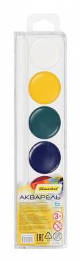 Краски акварельные Silwerhof Солнечная коллекция 6 цветов без кисти (961135-06)