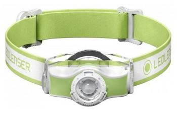 Налобный фонарь Led Lenser MH3 зеленый (501593)