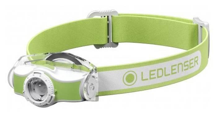 Налобный фонарь Led Lenser MH3 зеленый (501593) - фото 2