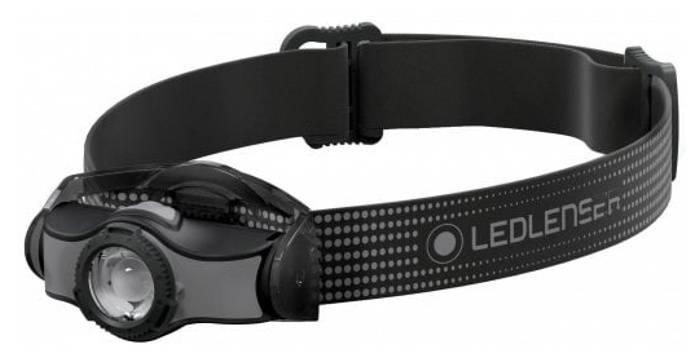 Налобный фонарь Led Lenser MH3 черный (501597) - фото 2