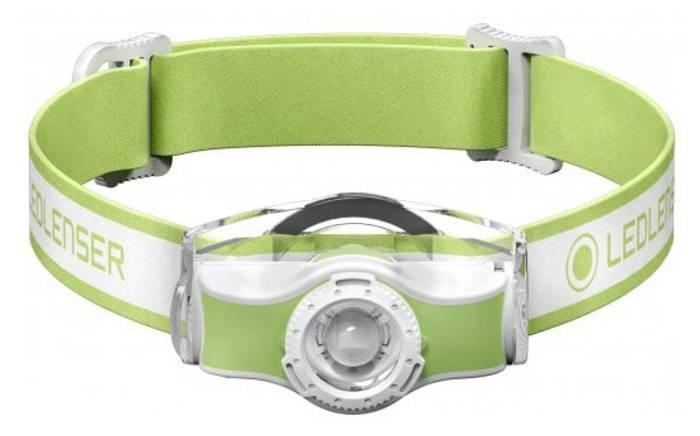Налобный фонарь Led Lenser MH5 зеленый (501952) - фото 1