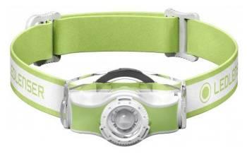 Налобный фонарь Led Lenser MH5 зеленый (501952)