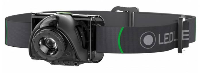 Налобный фонарь Led Lenser MH6 черный (501512) - фото 2