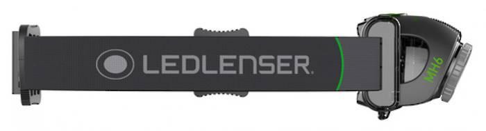 Налобный фонарь Led Lenser MH6 черный (501512) - фото 3