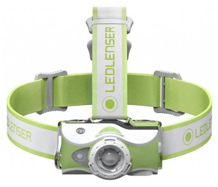 Налобный фонарь Led Lenser MH7 зеленый (500991) - фото 1
