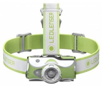 Налобный фонарь Led Lenser MH7 зеленый (500991)