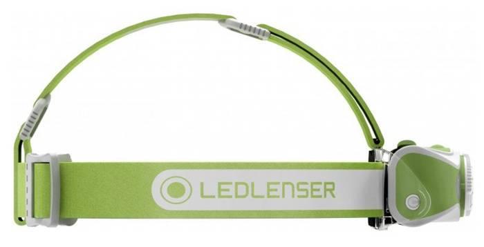 Налобный фонарь Led Lenser MH7 зеленый (500991) - фото 3