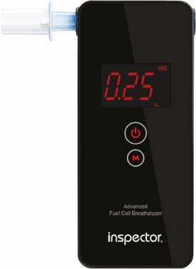 Алкотестер Inspector AT750 электрохимический черный