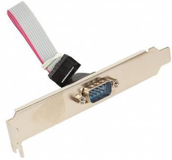 Адаптер RS-232 Bracket, 1xCOM, Bulk (ASIA BRACKET COM PORT)