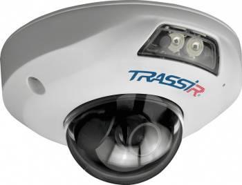 Видеокамера IP Trassir TR-D4141IR1 белый (tr-d4141ir1 (2.8 mm)) (плохая упаковка)