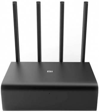Маршрутизатор беспроводной Xiaomi Mi WiFi Router черный (HD)