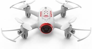 Квадрокоптер SYMA X22 белый/красный