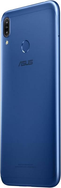 Смартфон Asus ZenFone MAX M2 ZB633KL 32ГБ синий (90AX01A1-M00060) - фото 6