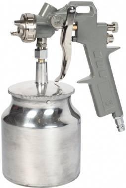 Краскораспылитель Patriot LV 162В 200л/мин соп.:1.5мм бак:1л серый (плохая упаковка)