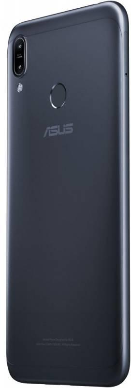 Смартфон Asus ZenFone MAX M2 ZB633KL 32ГБ черный (90AX01A2-M00050) - фото 7