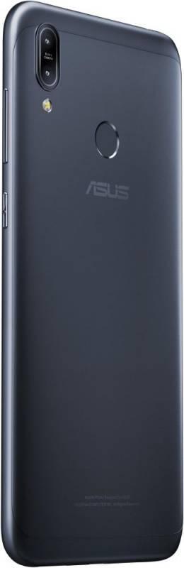 Смартфон Asus ZenFone MAX M2 ZB633KL 32ГБ черный (90AX01A2-M00050) - фото 8