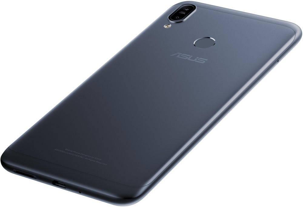 Смартфон Asus ZenFone MAX M2 ZB633KL 32ГБ черный (90AX01A2-M00050) - фото 14