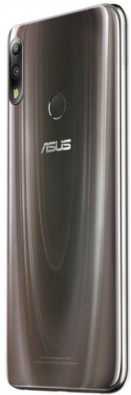 Смартфон Asus ZenFone MAX PRO M2 ZB631KL 64ГБ титан (90AX01B1-M00040) - фото 5