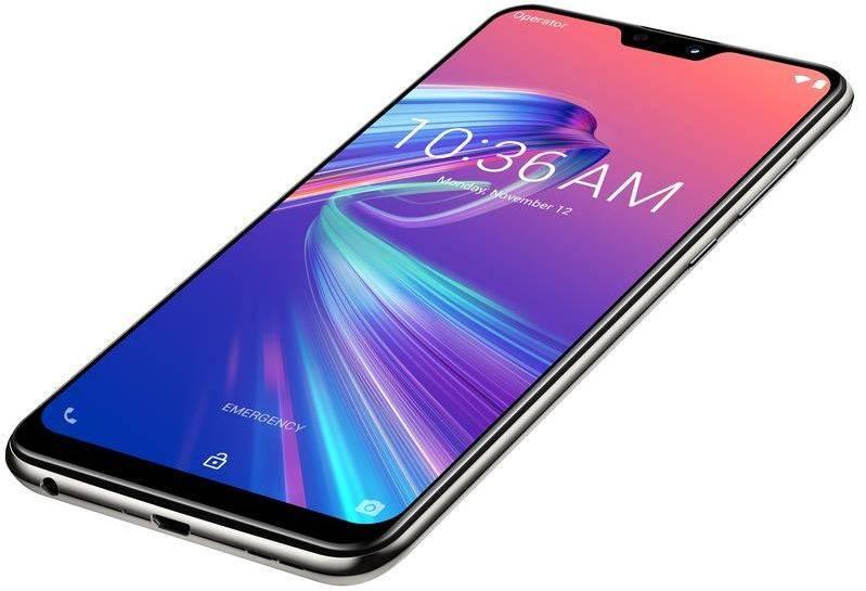 Смартфон Asus ZenFone MAX PRO M2 ZB631KL 64ГБ титан (90AX01B1-M00040) - фото 11
