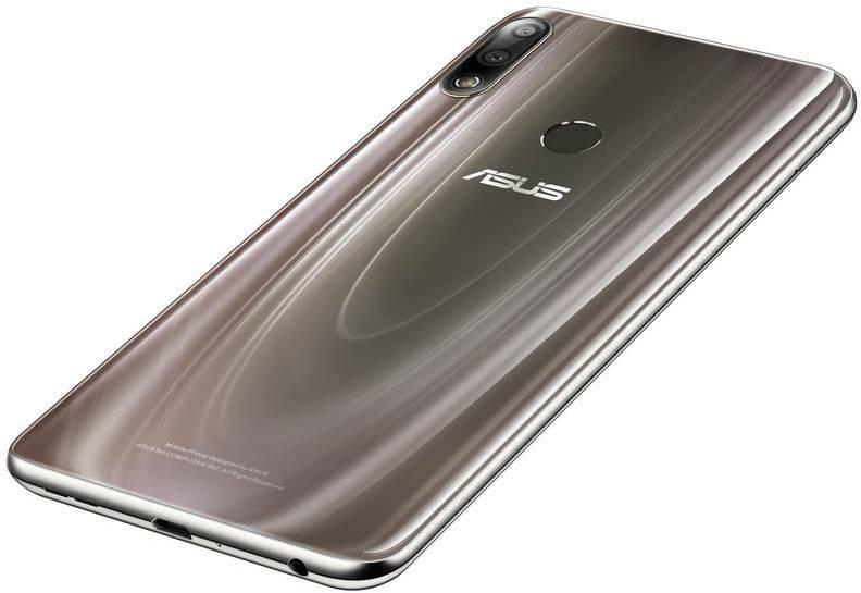 Смартфон Asus ZenFone MAX PRO M2 ZB631KL 64ГБ титан (90AX01B1-M00040) - фото 12