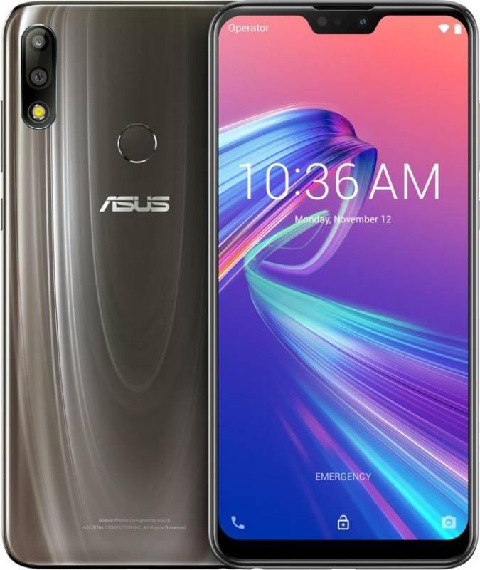 Смартфон Asus ZenFone MAX PRO M2 ZB631KL 64ГБ титан (90AX01B1-M00040) - фото 13