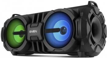 Колонка портативная Sven PS-485 черный