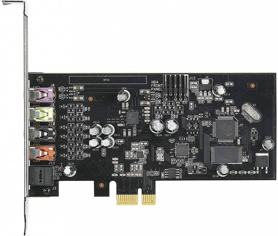 Звуковая карта PCI-E Asus Xonar SE - фото 1