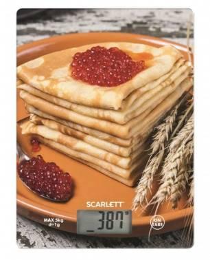 Кухонные весы Scarlett SC-KS57P45 рисунок (SC - KS57P45)