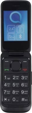 Мобильный телефон Alcatel OneTouch 2053D черный (2053D-2AALRU1)