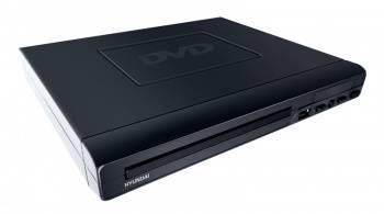 Плеер DVD Hyundai H-DVD220 черный