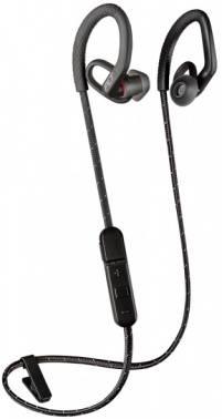 Наушники Plantronics BackBeat Fit 350 черный/серый (212343-99)