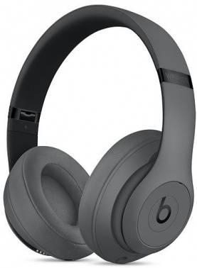 Гарнитура Beats Studio3 Wireless серый (MTQY2EE/A)