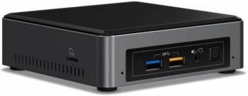 Платформа Intel BOXNUC7i5BNK серый/черный