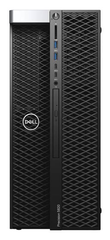 Рабочая станция Dell Precision T5820 черный (5820-2394) - фото 1