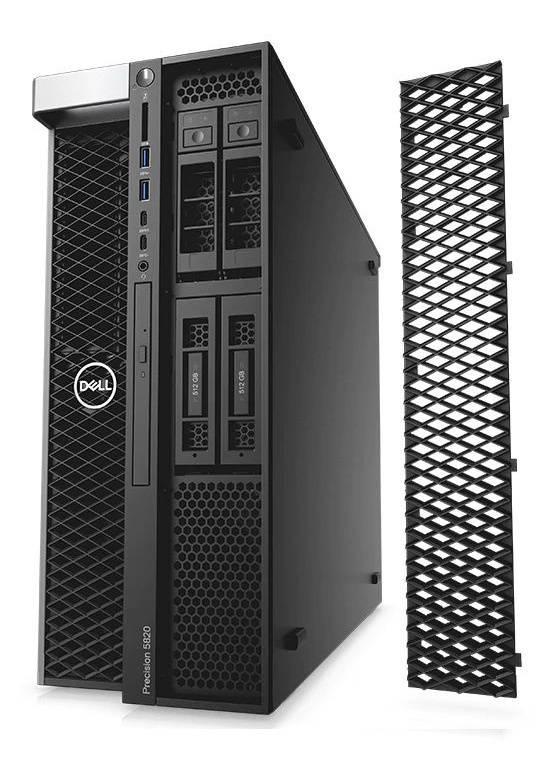Рабочая станция Dell Precision T5820 черный (5820-2394) - фото 2