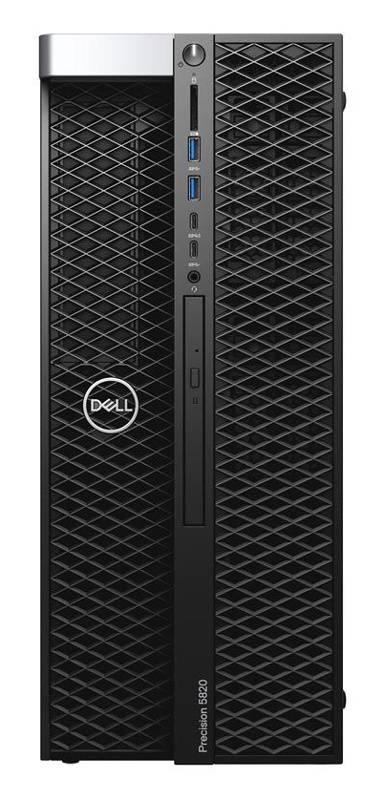 Рабочая станция Dell Precision T5820 черный (5820-2660) - фото 1